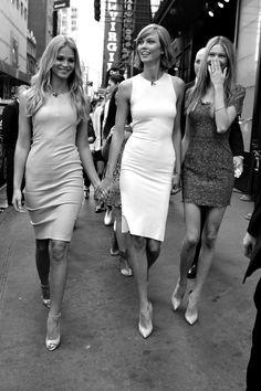 Karlie Kloss #friends #