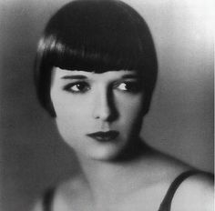 Louise Brooks iconic beauty. I simply adore her.