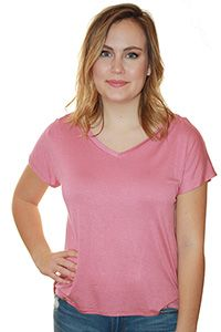 Simply Simple Blush Tee