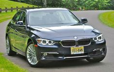 2013 BMW 3-Series Black