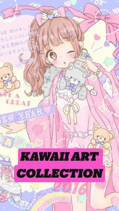 KAWAII ART COLLECTION