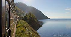 Transsibirische Eisenbahn Zarengold-Sonderzug | Inside Bahn