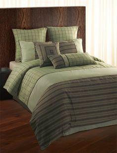 Kathy Irelland Home 61436 Riverbrook 10 Piece Comforter