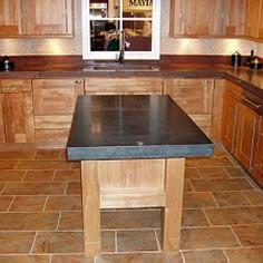 building concrete counter tops