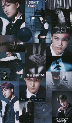 Kai Exo, Baekhyun, Superm Kpop, Hot Korean Guys, All About Kpop, Lucas Nct, Boys Wallpaper, K Pop Star, Korean Aesthetic
