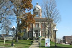 Mercer County Courthouse, PA (2011)