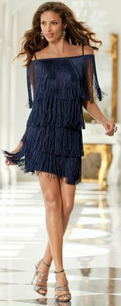 BuyerSelect.com. You haven't truly danced until you've danced in a fringe dress!