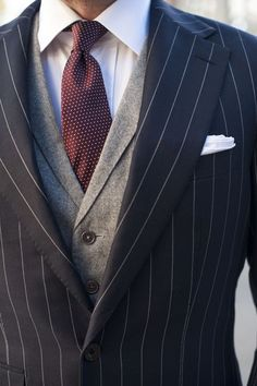 suit, vest #fashion & #style