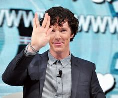"""Star Trek Into Darkness"" Japan Conference / Benedict Cumberbatch"