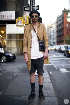 Henrik Vibskov Boutique: NYC: STREET STYLE OF THE DAY