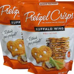 """Pretzel Crisps takes on a more """"humanized"""" approach, featuring both ideas that complement pretzels, as well as creativity in general."""