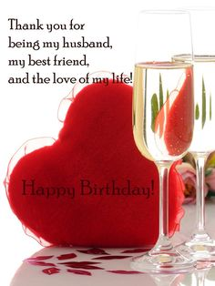 Birthday Cards Messages For Husband Hubby