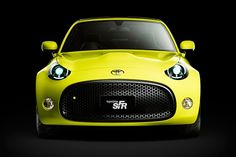 toyota targets new drivers with S-FR sports car concept