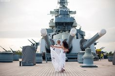 USS Battleship North Carolina - Paige Overturf