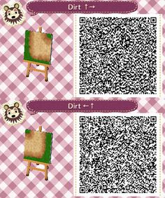 Animal Crossing New Animal Crossing 3ds, Animal Crossing Qr Codes Clothes, Acnl Qr Code Sol, Acnl Paths, Motif Acnl, Gender Reveal Party Decorations, Happy Home Designer, Animal Games, New Leaf