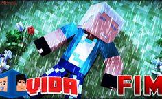 Minecraft : FINAL!! #209 - ULTIMO EPISÓDIO!! (MINECRAFT VIDA )