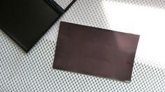 Paleta magnetica de MAC DIY.