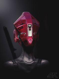 concept robots: Concept robots by Daniel Hahn