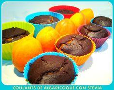 COULANTS DE ALBARICOQUE CON STEVIA (Con video-receta)