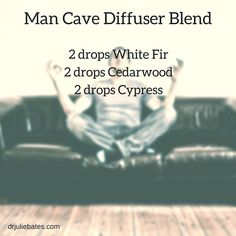 Love this one for the Man Cave! It works awesome and even my hubby likes it. #naturaldudecleaning #mancaveideas