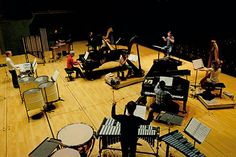 Pierre Boulez's Ensemble InterContemporain continues to test the boundaries of classical music