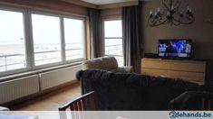 Genieten in Westende  unieke locatie Zeedijk, lift & balkon Lift, Windows, Balconies, Window, Ramen