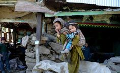 3rd night in the cold for Afghan-Pakistan quake survivors