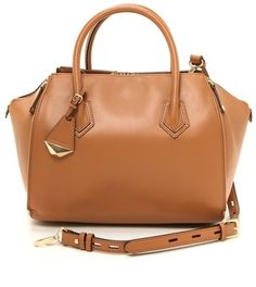Rebecca Minkoff Perry Satchel on shopstyle.com