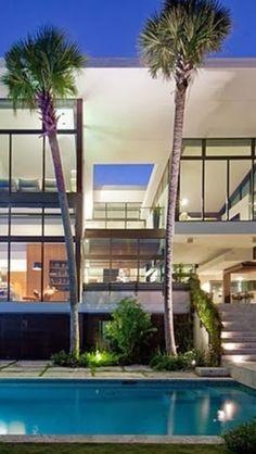 Luxury Homes - Miami Florida