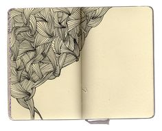 50 Beautiful Sketchbook Drawings for Inspiration
