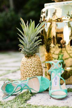 Gold Pineapple & Jim