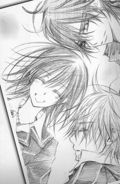 vampire knight funny | Vampire Knight Artbook is out!