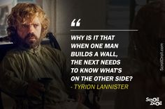 tyrion lannister quotes with all the admiration in our Bronn Game Of Thrones, Game Of Thrones Facts, Got Game Of Thrones, Game Of Thrones Quotes, Got Quotes, Movie Quotes, Life Quotes, Qoutes, Hard Quotes