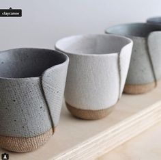 New Photographs slab pottery mugs Thoughts In Handarbeit gemacht ( Hand Built Pottery, Slab Pottery, Ceramic Pottery, Pottery Art, Thrown Pottery, Ceramics Pottery Mugs, Pottery Plates, Ceramic Sculpture Figurative, Ceramic Sculptures