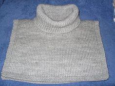 La semaine dernière, il faisait vraiment froid. Donc retour aux années passées, et au plastron bien pratique Je n'avais aucun modèle donc j'... Crochet Beanie, Knit Or Crochet, Crochet Scarves, Crochet Stitches, Easy Knitting Patterns, Loom Knitting, Knit Shrug, Neck Warmer, Couture