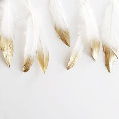 DIY in progress 〰〰 Wasn't sure how I felt about feathers until I added some…