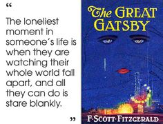 The Great Gatsby by F. Scott Fitzgerald | 46 Brilliant Short Novels You Can Read In A Day #books