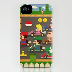 Mario Kart Case ... 59 Cases de iPhone! Parte 2