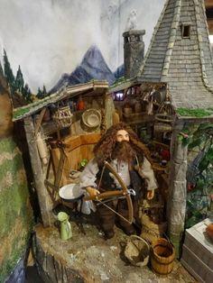 Le monde créatif de Catherine: Hagrid