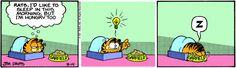 love Garfield