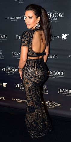 I cant stand Kim Kardashian and she has some epic fashion fails but when she gets it right....im jealous!    4