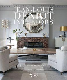 «Мои интерьеры об атмосфере, характерах, текстуре и чувстве гармонии», - Жан-Луи Денио