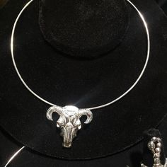New pieces available for the first time tonight. #nevada #jewelry #bighorn