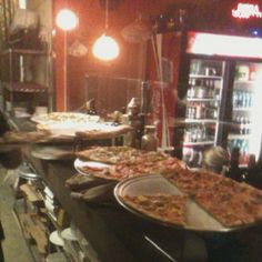 La Pizzaria ~ Seriously, the best pizza in Charleston!