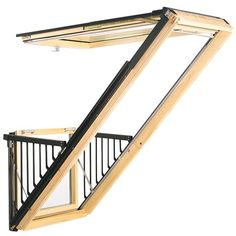 VELUX Cabrio balcony window