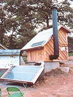 Solar Composting Toilet System. Are they trying to make things easier for us or just more expensive?
