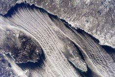(IT) Il Golfo di St. Lawrence in #Canada è ormai uno dei miei luoghi preferiti... che disegni vi creano le nuvole!