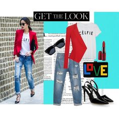 Get The Look: Jamie Chung, created by dramaqueen05 on Polyvore