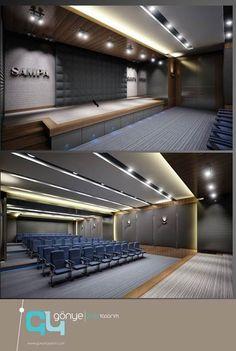 Sampa Otomotiv ... Konferans Salonu