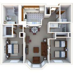 dream starter apartment.